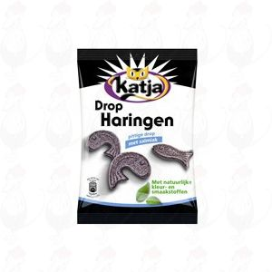 Katja Drop Haringen 350 grams