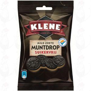 Klene Mild Zoete Muntdrop Suikervrij | 100 grams