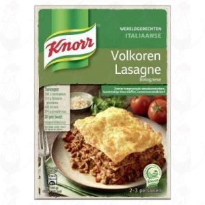 Knorr Wereldgerechten Italiaanse Volkoren Lasagne Bolognese