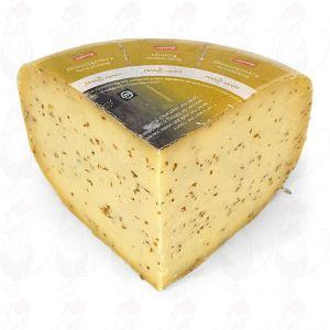 Cumin Gouda Organic Biodynamic cheese - Demeter
