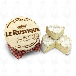 Camembert le rustique   250 grams