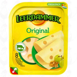 Sliced Leerdammer Cheese Original 45+   160 grams in slices