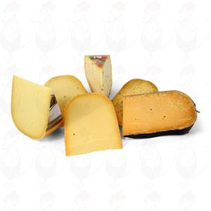 Finest Dutch Cheese Selection