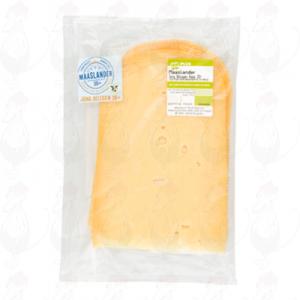 Sliced Maaslander Cheese Semi-Matured 30+ | 200 grams in slices