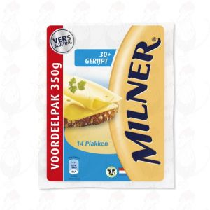 Sliced Milner Cheese Matured 30+ | 300 grams in slices