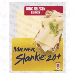 Sliced Milner Cheese Semi-matured 20+ | 175 grams in slices