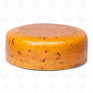 Old Frisian Clove Cheese | Premium Quality | Entire cheese 10 kilo / 22 lbs