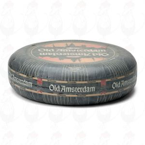 Old Amsterdam Cheese | Premium Quality | Entire cheese 11 kilo / 24.2 lbs