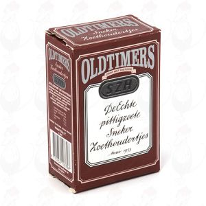 Oldtimers THE REAL SPICY-SWEET Sneker Zoethoudertjes - 225 grams