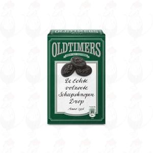 Oldtimers THE REAL FULL SWEET Scheepsknopen Drop - 225 grams