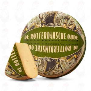Rotterdamsche Oude 55 weeks | Entire cheese 12 kilo / 26.4 lbs