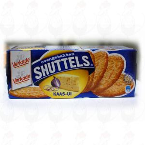 Shuttels cheese-onion 150 grams