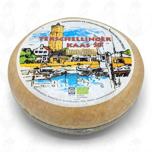 Terschellinger cheese | Wind Force 10 | Entire cheese 11,5 kilo / 25.3 lbs