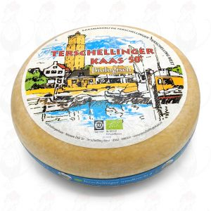 Terschellinger cheese | Wind Force 6 | Entire cheese 11,5 kilo / 25.3 lbs