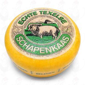 Texel Sheep Cheese Matured | Entire cheese 3,6 kilo / 7,9 lbs