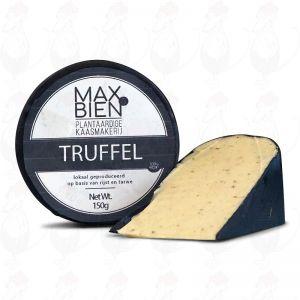 Vegan Truffle Cheese    Max Bien   Wheel 150 Grams 0.33 lbs