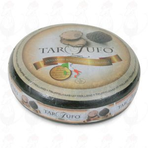 Truffle Cheese - Gouda Cheese | Premium Quality | Entire cheese 10 kilo / 22 lbs