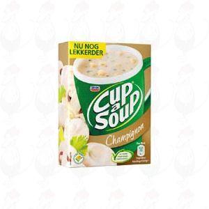 Unox Cup a Soup champignon 3 x 18 gram