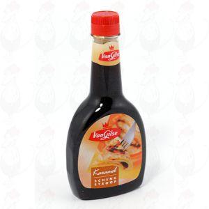 Van Gilse schenkstroop karamel 500 grams