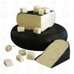 Vegan Truffle Cheese    Max Bien   Wheel 1,2 Kilo - 2.64 lbs