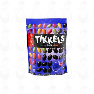 Venco Tikkels drop & fruit - 230 gr.