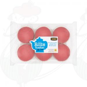 Huismerk Mini Roze Koeken 210g