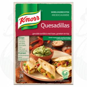Knorr Wereldgerechten Mexicaanse Quesadillas 223g