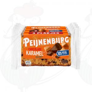 Peijnenburg Chocolade Karamel Zeezout 4 x 34g