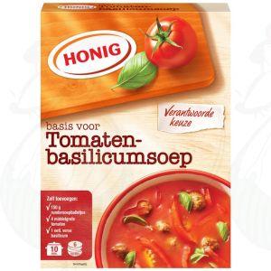 Honig Basis voor Tomaten-Basilicumsoep 93g