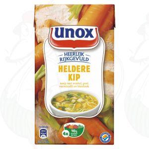 Unox Soep In Pak Kippensoep 4 Porties 1l