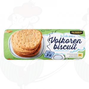 Huismerk Krokante Volkoren Biscuit 300g