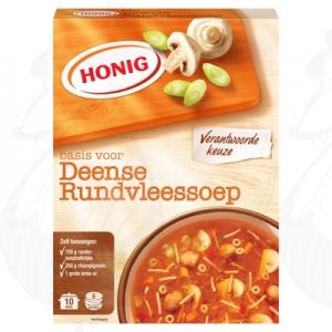 Honig Basis voor Deense Rundvleessoep 74g
