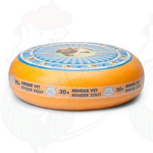 30+ Matured Gouda Cheese | Premium Quality | Entire cheese 11,5 kilo / 25.3 lbs