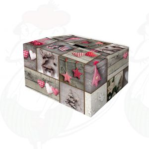 Shipping Box - Gift Box Surprise Winter