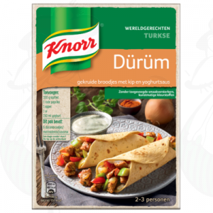Knorr Wereldgerechten Turkse Dürüm 201g