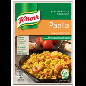 Knorr Wereldgerechten Spaanse Paëlla 243g