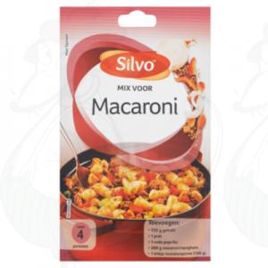 Silvo Mix voor Macaroni 35g