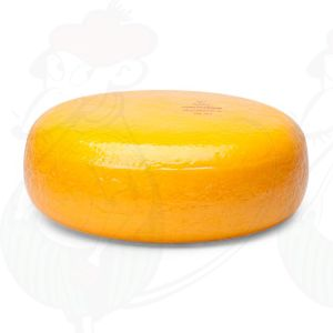 Gouda Cheese | Premium Quality | Entire cheese 4,5 kilo / 9.9 lbs