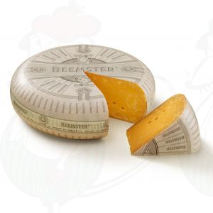 Beemster Extra Aged - XO - 26 months | Premium Quality | Entire cheese 11 kilo / 24.2 lbs