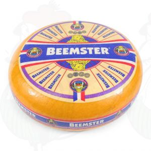 Beemster Cheese - Extra Matured | Premium Quality | Entire cheese 12 kilos / 26.4 lbs