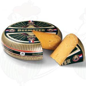 Beemster Classic Aged Cheese | Premium Quality | Entire cheese 11,5 kilo / 25.3 lbs