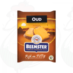 Sliced cheese Beemster Premium 48+ Old  150 grams in slices