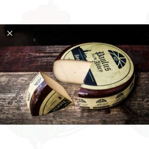 Beer cheese Paulus - Abbey cheese | Entire cheese 2 kilo / 4.4 lbs
