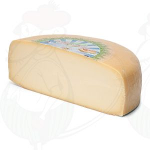 Young matured Organic Gouda cheese | Premium Quality