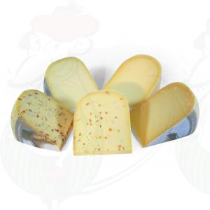 Large Organic Gouda cheese Selection - cow | Premium Quality