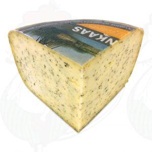 Organic Nettle Cheese - Gouda Cheese