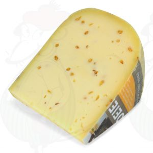 Organic fenugreek cheese - Gouda Cheese | Premium Quality