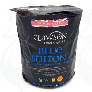 Blue Stilton | Premium Quality | Entire cheese  8 kilo / 17.6 lbs