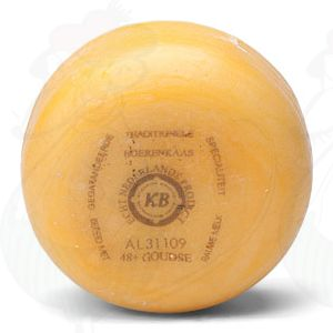 Gouda Natural Pounds Farmers Cheese | Premium Quality | 400 grams / 0.88 lbs