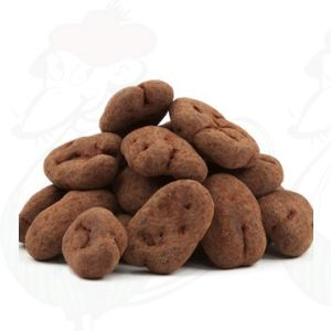Chocolate pecan truffle   200 gr